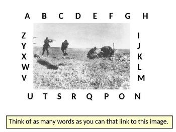 Alphabet Analyser - Einsatzgruppen Holocaust