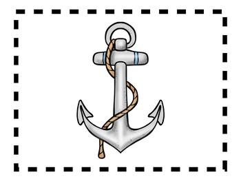 Alphabet Anchor Chart Bundle - Color