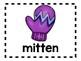 Alphabet Anchor Chart Pieces - Letter M - Color