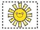 Alphabet Anchor Chart Pieces - Letter S - Color
