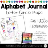 Alphabet Anchor Chart Student Journal - Interactive Writing for Phonics