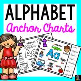 Alphabet Anchor Chart - ABC Order Center