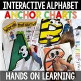 Alphabet Anchor Charts THE BUNDLE