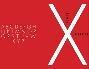Alphabet Angle Hunt