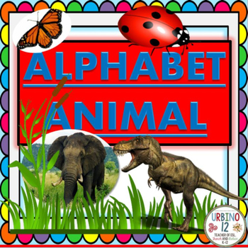 French: Alphabet Animal
