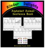 Alphabet Animal Sentence Book
