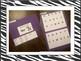 Alphabet Animals File Folder Task