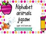 Alphabet Animals Jigsaw
