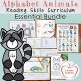 Kindergarten Curriculum Reading Skills: The Essential Bundle