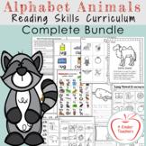 Kindergarten Curriculum Reading Skills: The Complete Bundle