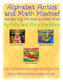 Alphabet Antics and Math Mischief {activities to go with b