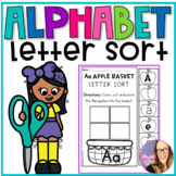 Alphabet Apple Letter Sort