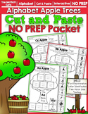 Alphabet Apple Tree Letter Sort NO PREP Packet