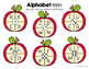 Alphabet Apples!