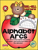 Alphabet Arc - Fluency Practice for ABCs with Printables