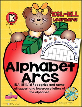 Alphabet Arc - Fluency Practice for ABCs with Printables