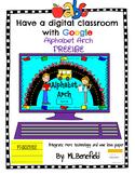 Alphabet Arch FREEBIE (in Google: Digital and Interactive)