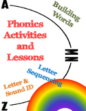 Phonics Activities and Lessons