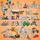 Alphabet Armadillo Images for Frieze