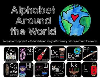 Alphabet Around the World