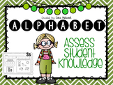 Alphabet Assess Student Knowledge