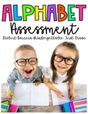Alphabet Assessment (Binder Kit)