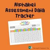 Alphabet Assessment Data Record Keeper
