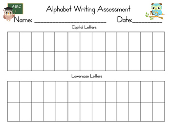 Assessment Strategies for the