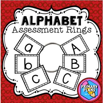 Alphabet Assessment Rings