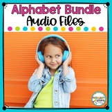 Alphabet Audio Clips for Distance Learning Bundle