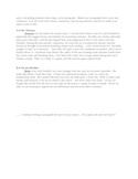 Alphabet Autobiography - Practicing Paragraphs