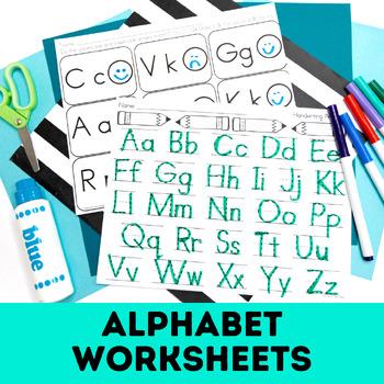 Alphabet Awesomeness! - Alphabet Printables