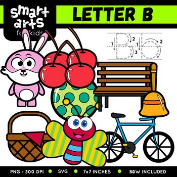 Alphabet B Clip Art