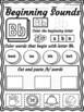 Alphabet and Letter Sounds (Kindergarten, Back to School Activities)