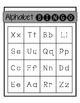 Alphabet BINGO (classroom set)