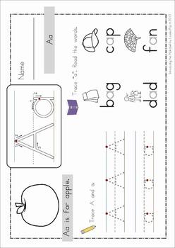 Alphabet BUNDLE SAMPLER