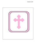 Alphabet Banner- Pink
