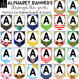 Alphabet Banners (for Bulletin Boards)