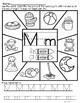 Alphabet Begining Sounds Worksheets
