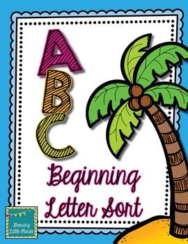 Alphabet Beginning Letter Sort