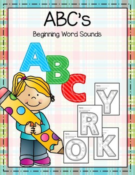 ABC's Beginning Word Sounds