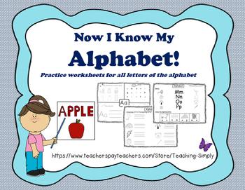 Alphabet :  Introduction to Letter Sounds
