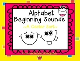Alphabet Beginning Sounds    {A Center Sort}