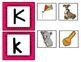 Alphabet Beginning Sounds    {A Center Sort}