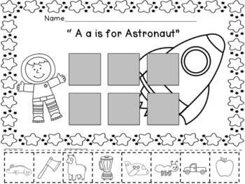 First Sound Alphabet Sorts