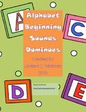 Alphabet Beginning Sounds Dominoes