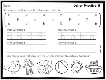 Alphabet Printable Practice Mega Pack