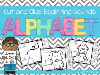 Alphabet Beginning Sounds Practice