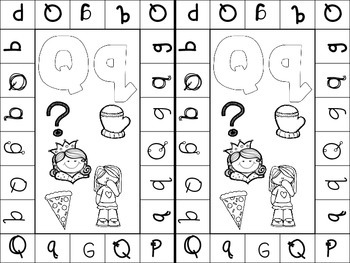 Alphabet Beginning Sounds and Letter Finds