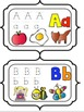 Alphabet Beginning Sounds and Tracing Cards